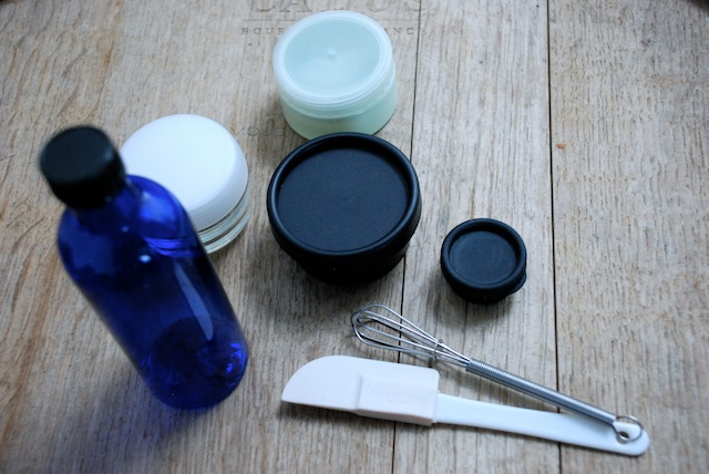 Le matériel nécessaire pour fabriquer ses produits de beauté