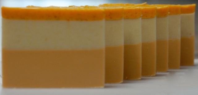 savon tricolore miel pomme vanille 2