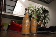 Sel de bain effervescent mandarine cannelle